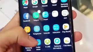 Samsung Galaxy S9 plus corral blue first look