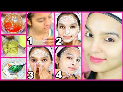 SKIN WHITENING Facial - Step By Step Demonstration   PrettyPriyaTV