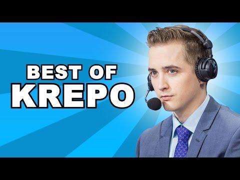 Best of Krepo | Savage Shoutcaster - League of Legends