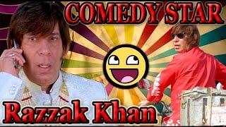 Comedy King Razak Khan Comedy Scenes