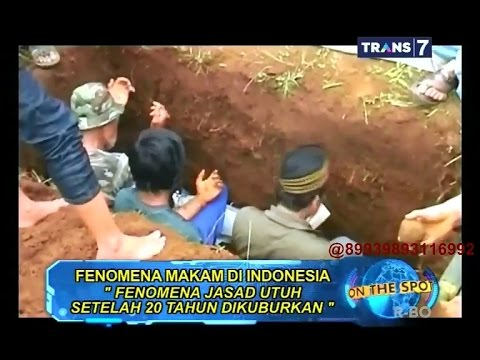 On The Spot - Fenomena Makam di Indonesia
