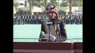 حفل تخرج طلاب كلية الملك خالد العسكرية 1437هـ