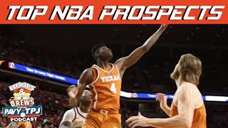 Who Are Top NBA Prospects ? | Hoops N Brews