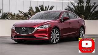 شاهد: صناعه سيارة مازدا 6 موديل 2019 - 2019 Mazda 6  الشكل الجديد