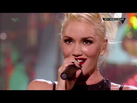 No Doubt - Underneath It All (Live) (MTV World Stage 2012)