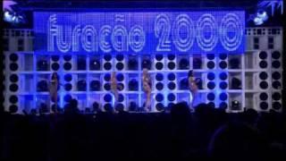 Furacão 2000 DVD Tsunami IV - As Acorrentadas do Funk - Homem é igual lata