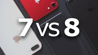 iPhone 7 vs iPhone 8: Which should you buy?
