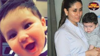Baby Taimur Steals Limelight At Tusshar