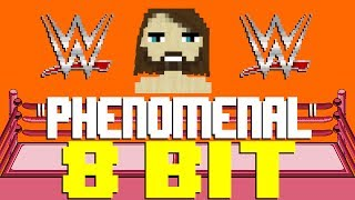 Phenomenal (AJ Styles Theme) [8 Bit Tribute to CFO$] - 8 Bit Universe