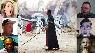 Rogue One Reactions & Reviews: Donnie Yen Compilation