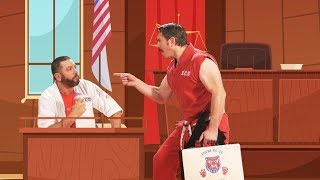 Master Ken vs. Mr. Ice Cream Man