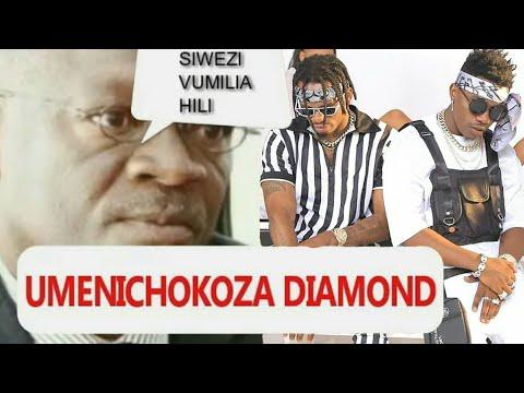 Xxx Mp4 KIMENUKA Diamond Amchokoza Magufuli Na Video Yake Mpya MWANZA 3gp Sex