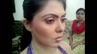 RINKU GHOSH MAKEUP SHOOT