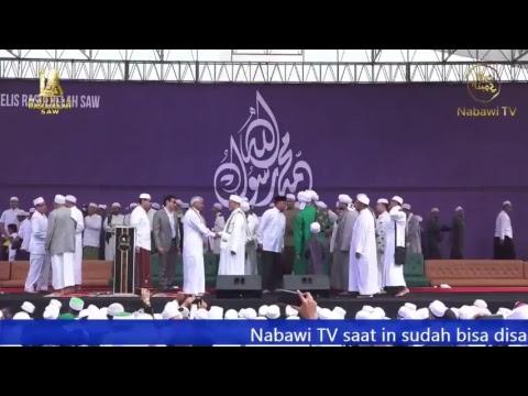 Xxx Mp4 LIVE Maulid Akbar Majelis Rasulullah SAW Bersama Alhabib Abdullah Baharun Amp Habib Ali BSA 3gp Sex