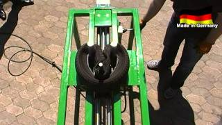Tire doubler, Tire tripler, Tire packing machine