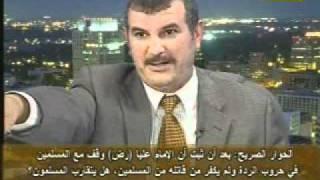 الزنديق محمد عبدالساتر يشتم الهاشمي بأقذع الالفاظ