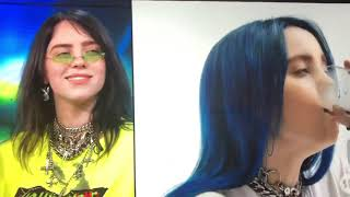 BILLIE EILISH FULL INTERVIEW ON THE PROJECT