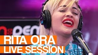 Rita Ora - I Will Never Let You Down | Live Session
