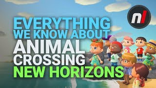 Animal Crossing New Horizons - Everything We Know So Far | Nintendo Switch