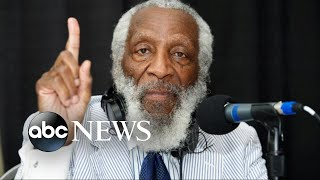 Remembering activist and comedian Dick Gregory