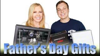 Fathers Day Gifts! Unique gifts from Man Crates, Sprezza Box, Costco & Amazon!