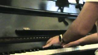 To Aima Mou (Eihe to Hroma T' ouranou - Thanos Petrelis (piano cover) .MPG