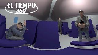 #En360 A bordo del avión en el que mataron a Carlos Pizarro | EL TIEMPO