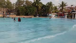 AMAZING FAMILY Wet-O-Wild, WAVE POOL AT NICCO PARK, KOLKATA, INDIA