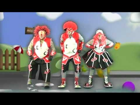 El Baile del pollo familia Chiflada