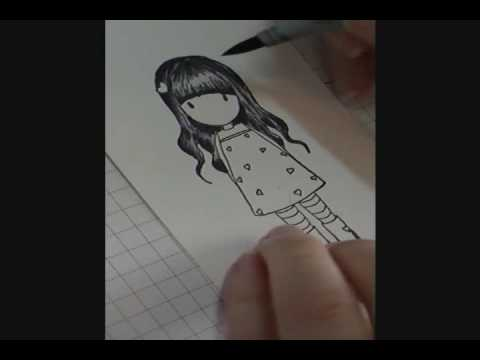 Xxx Mp4 Copic Tutorial Coloring Images Objects BLACK 3gp Sex