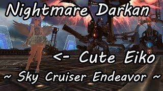 Tera Online / Sky Cruiser Endeavor(Hard Mode)(Priest)(09/01/2016)