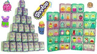 Shopkins Season 8 World Vacation Surprise Blind Bags - Fun Mystery Toy Video