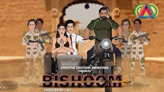 Dishoom Movie Spoof || John Abraham, Varun Dhawan, Jacqueline Fernandez || CCA
