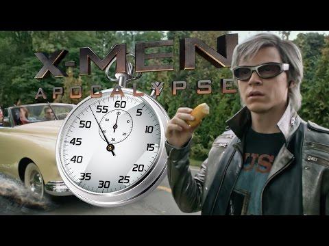 Can Quicksilver Control Time