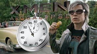 Can Quicksilver Control Time?