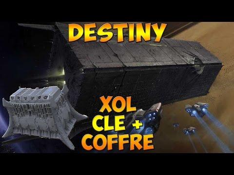 Destiny - Looter clé de Xol + coffre [HD FR]