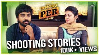 Enakku Innoru Per Irukku - Shooting Stories | G.V. Prakash Kumar, Ananthi | Sam Anton