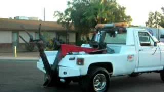 quickest repo truck