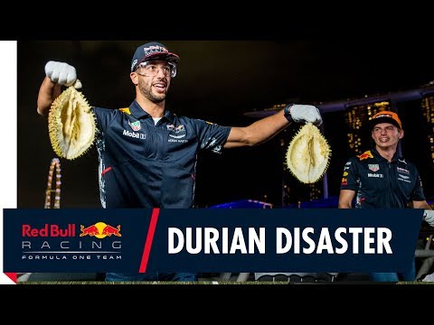 Daniel and Max Take The Durian Fruit Challenge