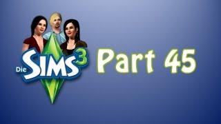 Let's Play Sims 3 - Part 45 Hochzeit von Amalia und Maik
