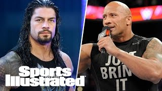WrestleMania: Roman Reigns On The Rock, Other Part-Timers Headlining | SI NOW | Sports Illustrated