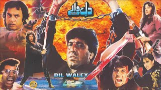 DIL WALAY (1997) - SAIMA, JAVID SHEIKH, RAMBO & NARGIS - OFFICIAL PAKISTANI MOVIE