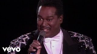 Luther Vandross - Never Too Much (from Live at Wembley)