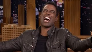 Chris Rock is the FUNNIEST Talk Show Guest Ever