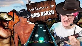 Ram Ranch (ft. 18 naked cowboys)