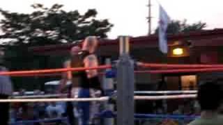 Wrestling At Sherkston Shores