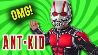 Ant-Man Parody: Kids Sequel
