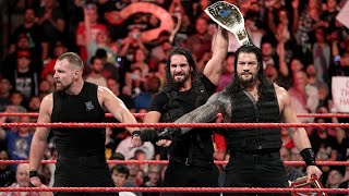 The Shield prepare for war with The Monster's pack at WWE Super Show-Down