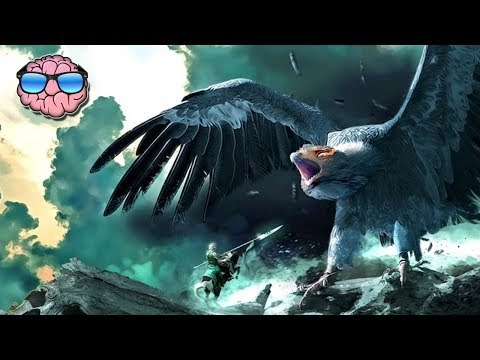 Top 10 MYTHICAL CREATURES From PERSIAN MYTHOLOGY