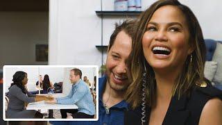 Chrissy Teigen Speed Dating Prank (Ep. 1) | Vanity Fair